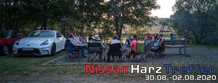 6. NissanHarzTreffen - 26. bis 28. Juli 2019