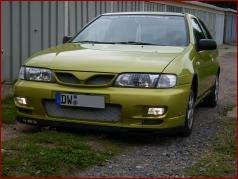 Nissan Almera (N15) 1.4 S - Fahrzeugbild 1 von 5