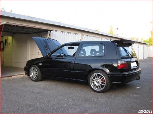Nissan Sunny (EGNN14) 2.0 GTI-R RB Turbo 4x4 - Fahrzeugbild 11 von 18