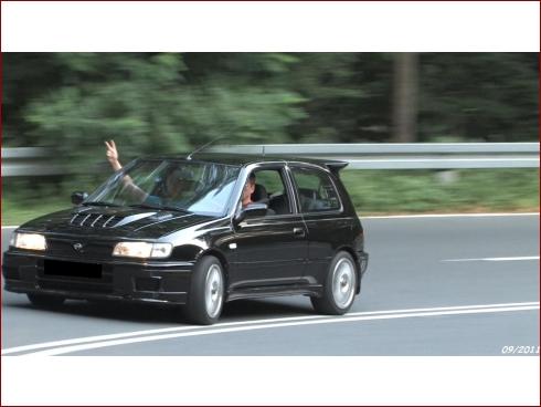 Nissan Sunny (EGNN14) 2.0 GTI-R RB Turbo 4x4 - Fahrzeugbild 10 von 18