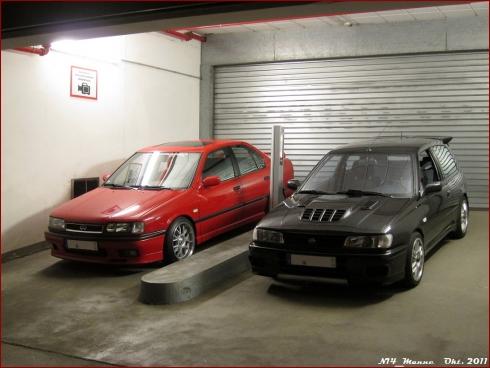 Nissan Sunny (EGNN14) 2.0 GTI-R RB Turbo 4x4 - Fahrzeugbild 7 von 18