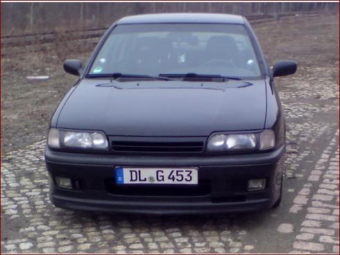 Nissan Primera (P10) 1.6 SRI - Fahrzeugbild 5 von 5