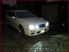Nissan Stagea (WGNC34)  - Fahrzeugbild 1 von 4