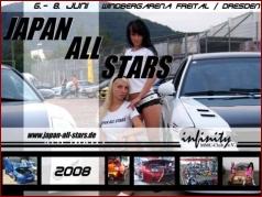 Zufallsbild - Japan All Stars 2008